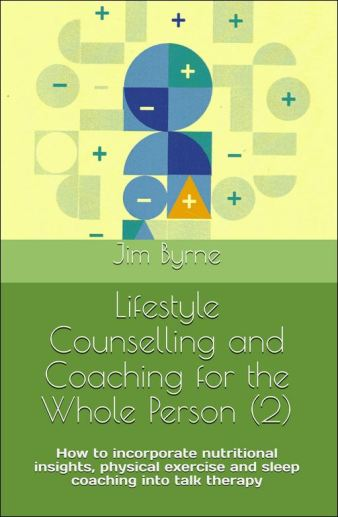 Front cover, Lifestyle Counselling, 2020